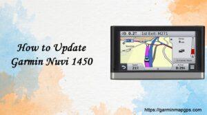 garmin nuvi 1450 update